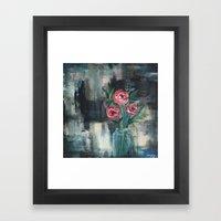 La espera Framed Art Print