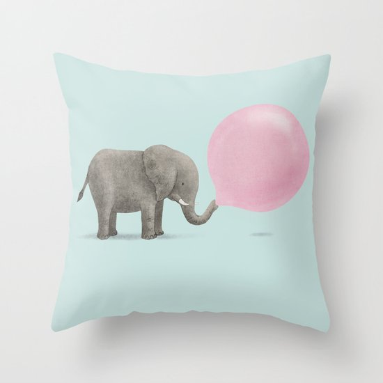 Jumbo Bubble Throw Pillow