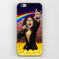 Ronnie James Dio iPhone & iPod Skin