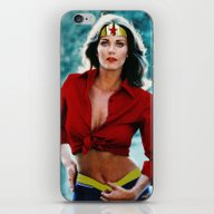 Wonder Linda  iPhone & iPod Skin