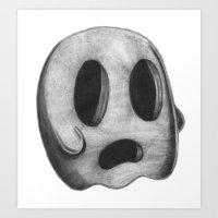 Cultie Art Print
