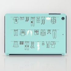 One Fine Day iPad Case