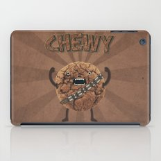 Chewy Chocolate Cookie Wookiee iPad Case