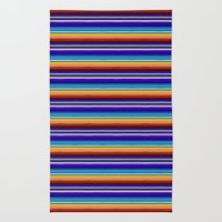 Mexican Stripes Rug