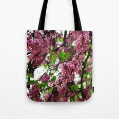 Flowers everywhere Tote Bag