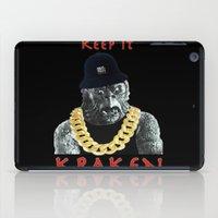 KEEP IT KRAKEN iPad Case
