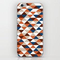 Triangle Pattern #5 iPhone & iPod Skin
