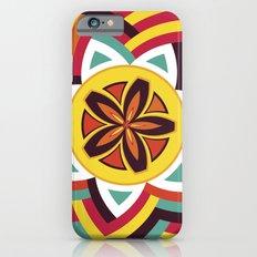 Mandala Love Pattern iPhone 6 Slim Case