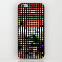 Comic III iPhone & iPod Skin