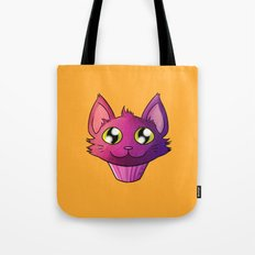 Super Kawaii Neko Muffin Tote Bag