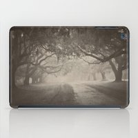 Avenue of Oaks iPad Case