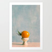 chilled Art Print