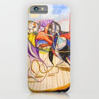 iPhone & iPod Case featuring Theatre by Vargamari