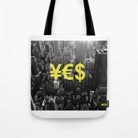 YES NYC Tote Bag
