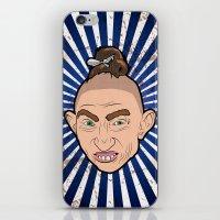 Pepper For President iPhone & iPod Skin