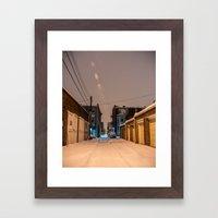Enjoy This Moment Framed Art Print