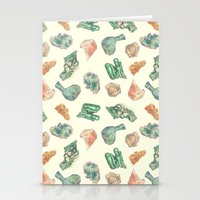 Myriad Minerals Stationery Cards