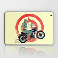 Cap Ride. Laptop & iPad Skin