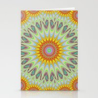 sun Stationery Cards featuring Sun by David Zydd