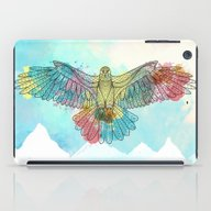Colorful Eagle iPad Case