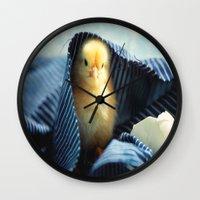 Sweet Chick Wall Clock