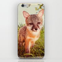So Foxy! iPhone & iPod Skin