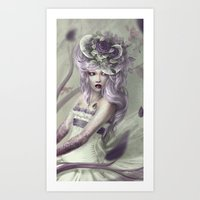 Poisoned Lullaby Art Print
