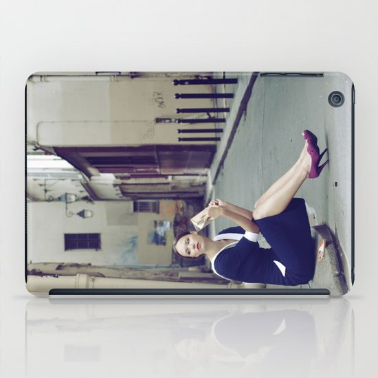 Paris Vintage 4 iPad Case