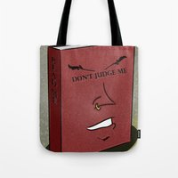 Don't Judge A Book By It… Tote Bag