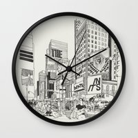 The Heart Beats In Its Cage Wall Clock
