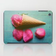 One Scoop Or Two iPad Case