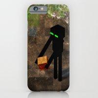 Enderman iPhone 6 Slim Case