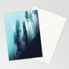 Foggy Woods VI Stationery Cards