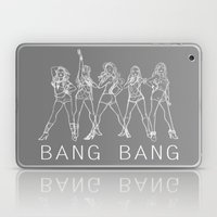 Bang Bang Laptop & iPad Skin