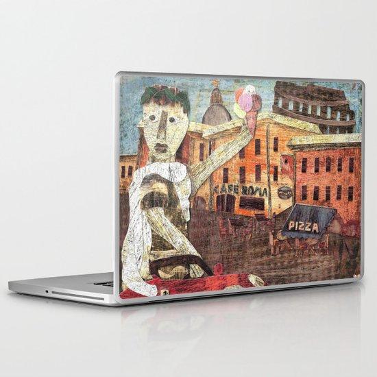 Julius Caeser In Rome Laptop & iPad Skin