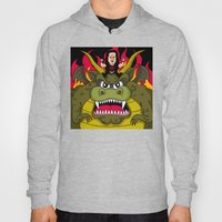 Danzig On A Dragon Hoody