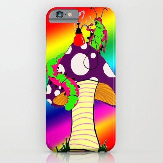 alice in wonderland caterpillar iPhone & iPod Case