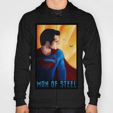Man of Steel Hoody