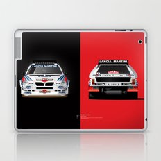 Group B Edition, N.º2, Lancia Delta S4 Laptop & iPad Skin