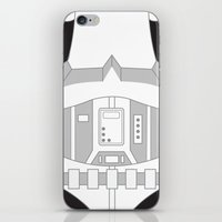 Stormtrooper iPhone Case iPhone & iPod Skin