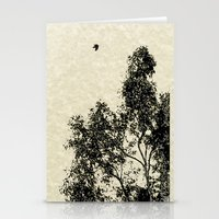 Passing Through Stationery Cards