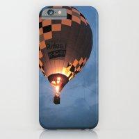 Night Time Flight iPhone 6 Slim Case
