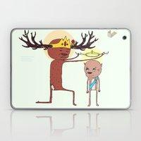 He Will Rule From Sea To Sea Laptop & iPad Skin