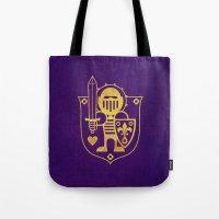 Castle Mama Crest Tote Bag