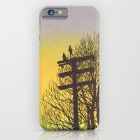 Gone Away iPhone 6 Slim Case