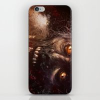 Brains! iPhone & iPod Skin