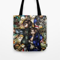 Put Your Faith In Her Tote Bag