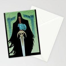 Death Bringer Stationery Cards