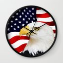 INDEPENDENCE DAY Wall Clock