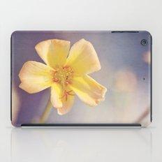 A Little Yellow Flower iPad Case